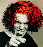 Carrot Top at MGM Grand